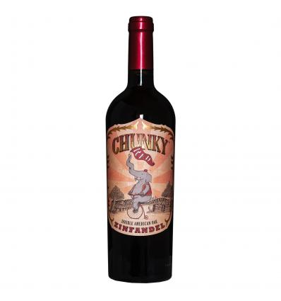 Chunky Red Zinfandel 14,5%vol 0,75L