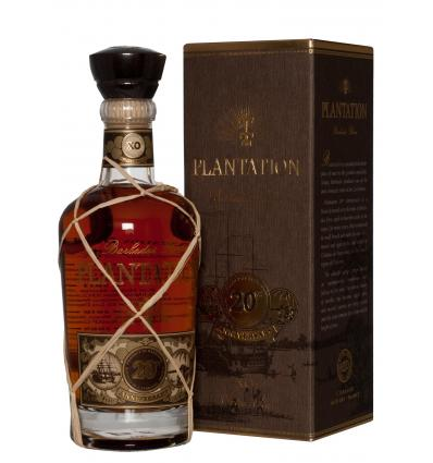 Plantation Barbados Extra Old Rum 40,0%vol 0,7l