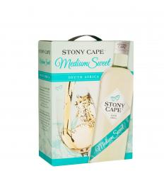 Stony Cape Medium Sweet White Wine 11,5 %vol 3,0L