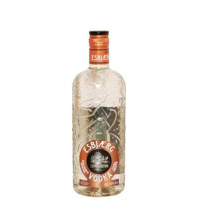 Esbjaerg Vodka Copper Edition 40,0%vol 0,7L