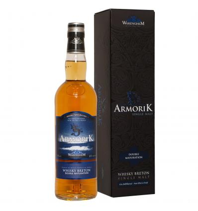 Armorik Double Maturation Breton Single Malt  France Whisky 46,0%vol 0,70L