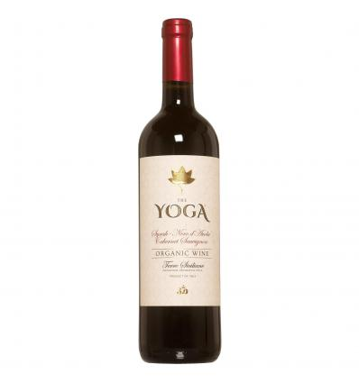 Yoga Terre Siciliane Organic Red  14,0%vol 0,75L