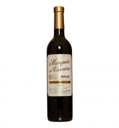 Marques de Carrion Reserva 13,5%vol 0,75l