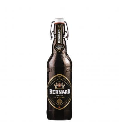 Bernard Dark Lager 5,0%vol 0,5L