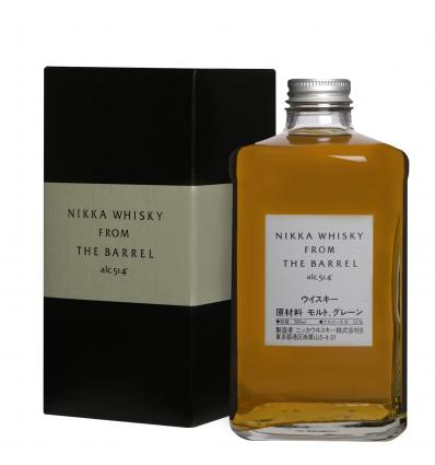 Nikka From The Barrel Double Matured Blended Japanese Whisky 51,4%vol 0,5L