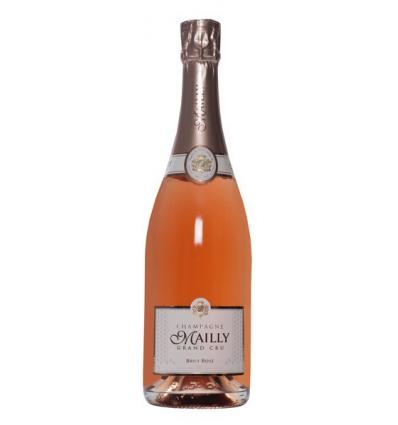 Mailly Grand Cru Brut Rose 12%vol 0,75l