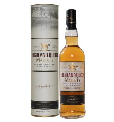 Highland Queen Majesty Scotch Whisky Classic 40%vol 0,7L