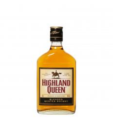 Highland Queen Blended Scotch Whisky 40%vol 0,35L