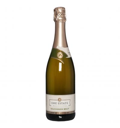 One Estate Marlborough Sauvignon Brut 12.5%VOL 0,75L