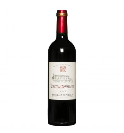 Chateau Savariaud Bordeaux Superieur 13,5%VOL 0,75L