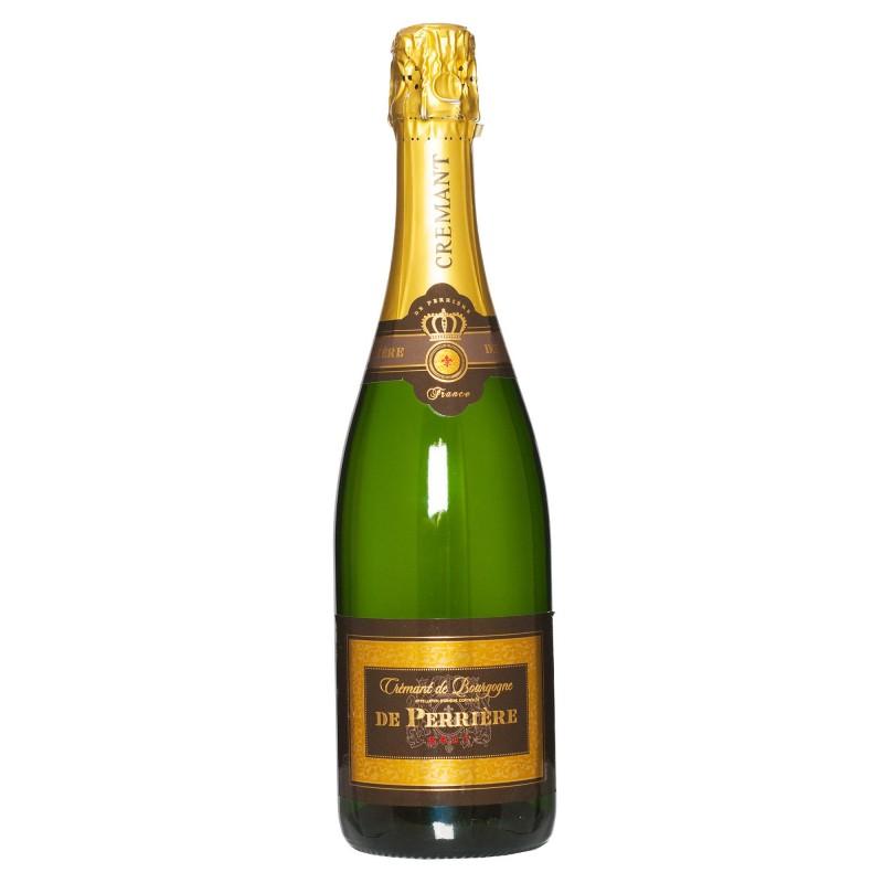 De Perriere Cremant de Bourgogne Brut 12,0%vol 0,75L