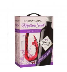 ! Stony Cape Medium Sweet Red Wine 13,0 %vol 3,0L