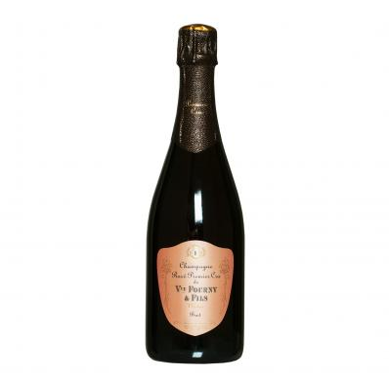 Champagne Vve Fourny & Fils Rose Brut 12,0%vol 0,75L