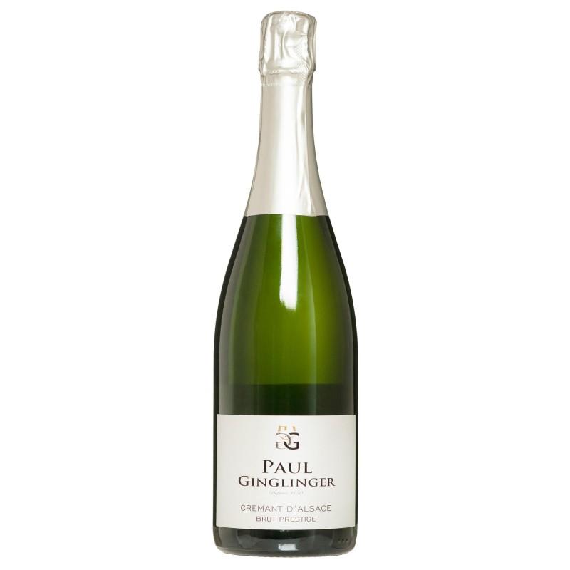 Paul Ginglinger Cremant d`Alsace Prestige Brut 12,5%vol 0,75L