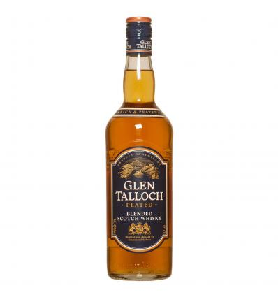 Glen Talloch Peated Blended Scotch Whisky 40,0%vol 0,7L