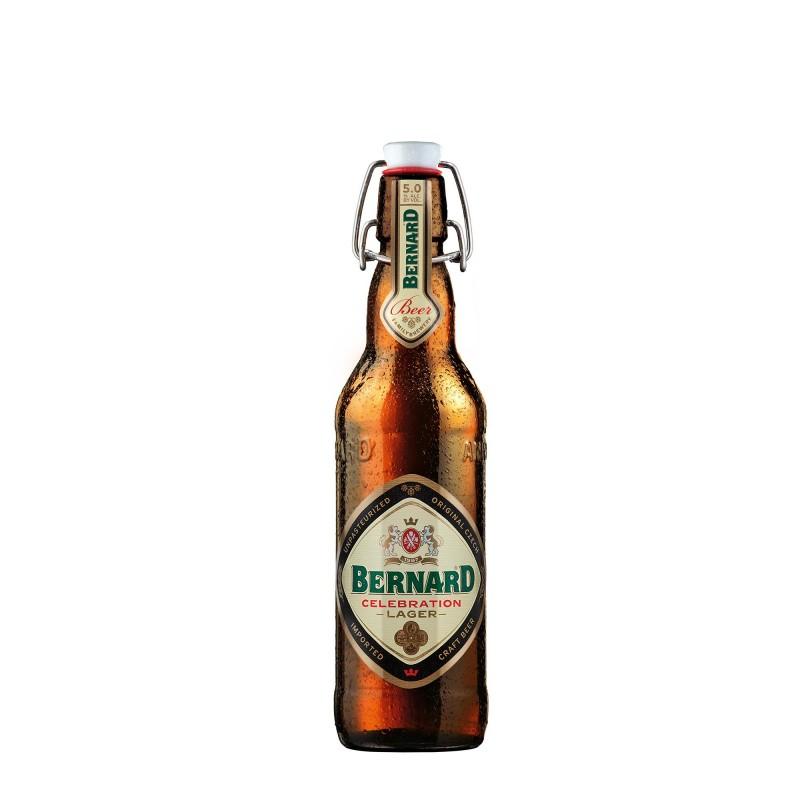 Bernard Celebration Lager 5,0%vol 0,5L