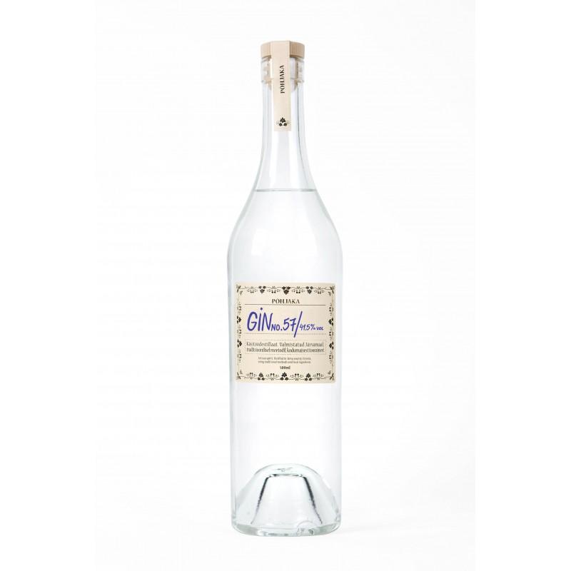 Põhjaka Gin no. 57 41,5%vol 0,5L