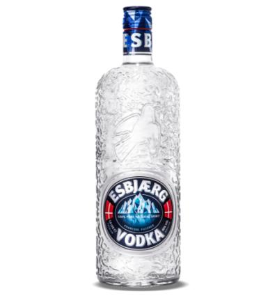 Esbjaerg Vodka 40,0%vol 1,0L