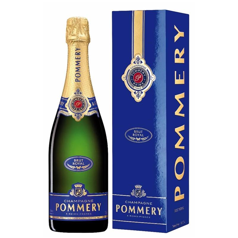 Champagne Pommery Royal Brut 12,5%vol 0,75L