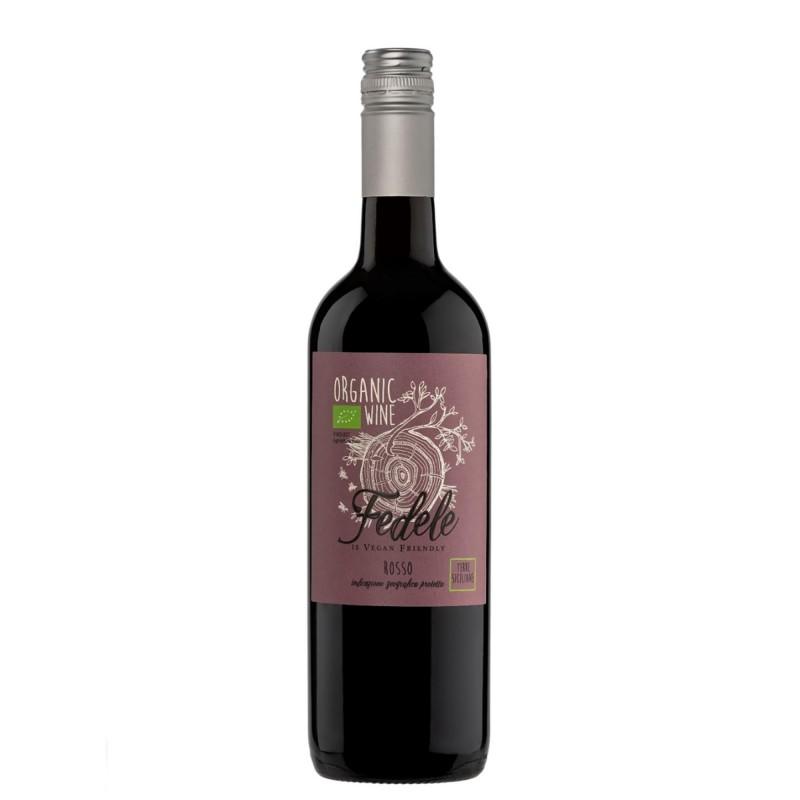 Fedele Rosso Organic 13,5%vol 0,75L