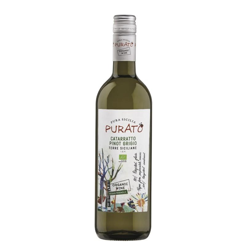 Purato Catarratto Pinot Grigio 13,0%vol 0,75L