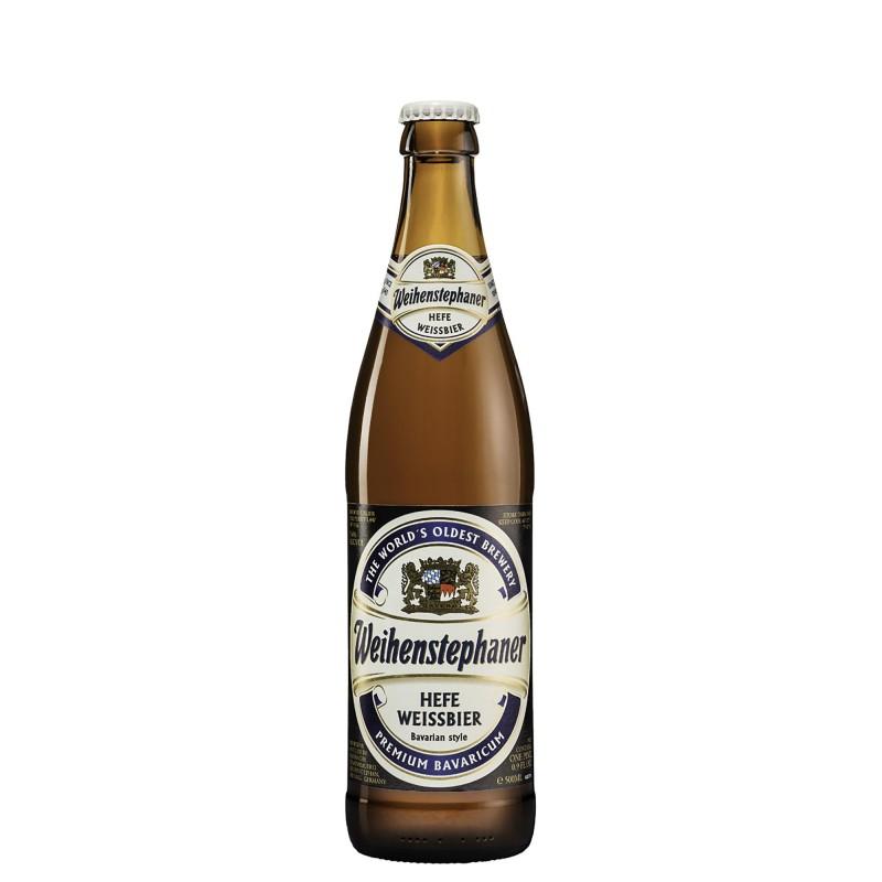 Weihenstephaner Hefeweissbier 5,4%vol 0,5L