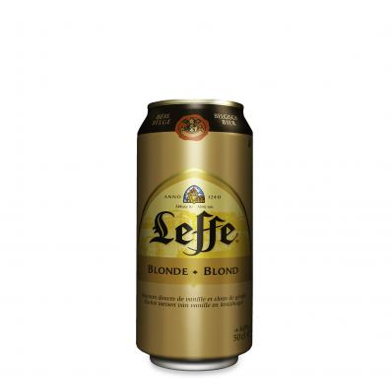 Leffe Blond 6,6%vol 0,5L
