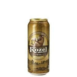 Velkopopovicky Kozel Premium 4,6%vol 0,5L