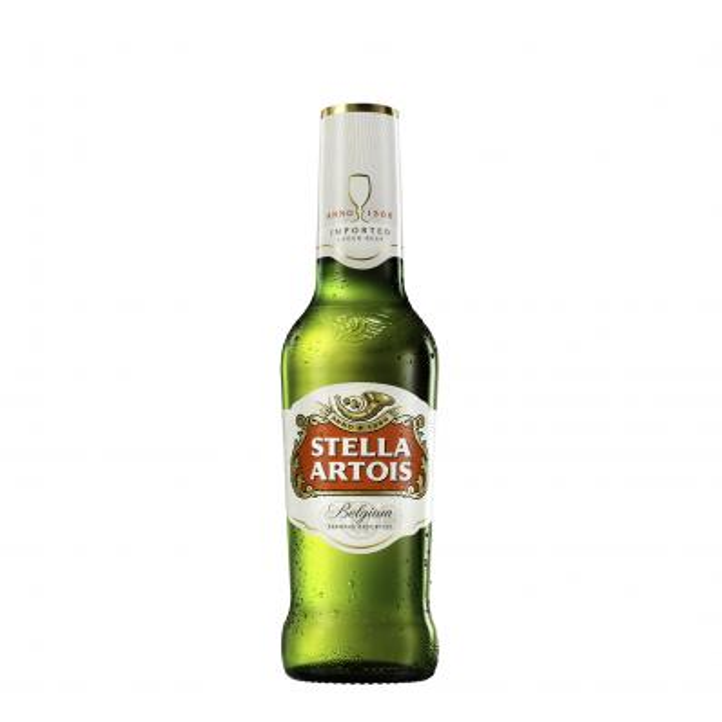 Stella Artois Premium 5,0%vol 0,33L