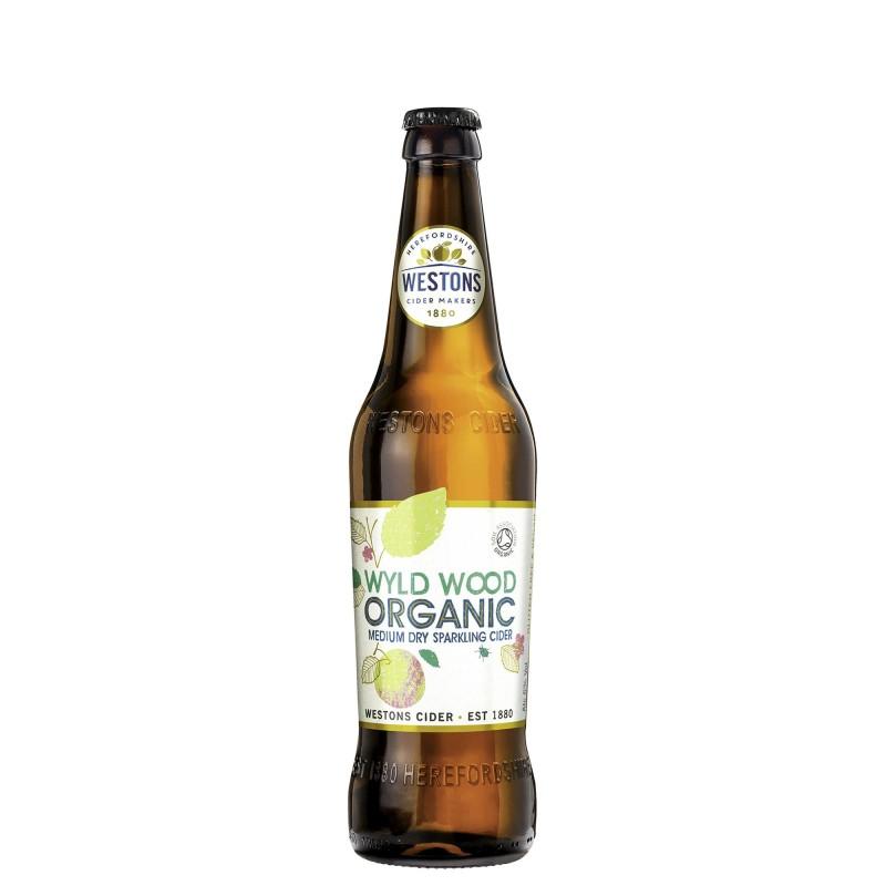 Westons Wyld Wood Organic Cider 6,0%vol 0,5L