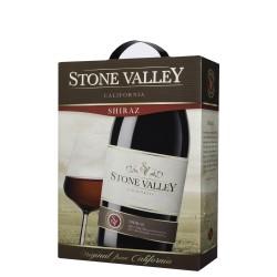 Stone Valley Shiraz 14,0%vol 3,0L