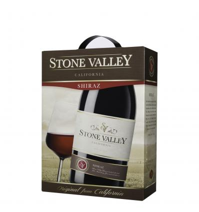 Stone Valley Shiraz 14,0%vol 3,0L