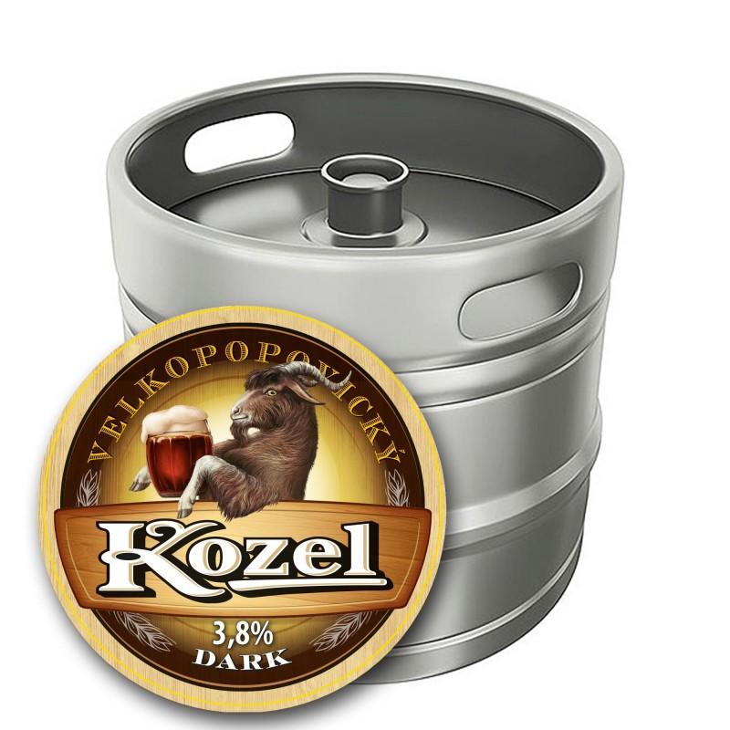 Velkopopovicky Kozel Dark 3,8%vol 30,0L