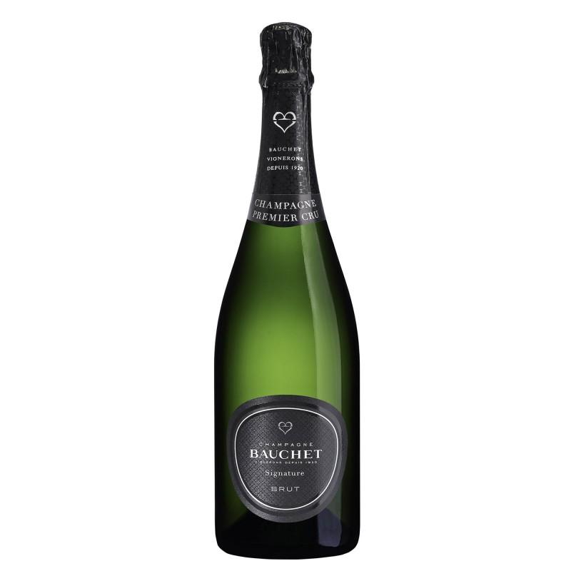 Bauchet Signature Champagne Brut 12,5%vol 0,75L