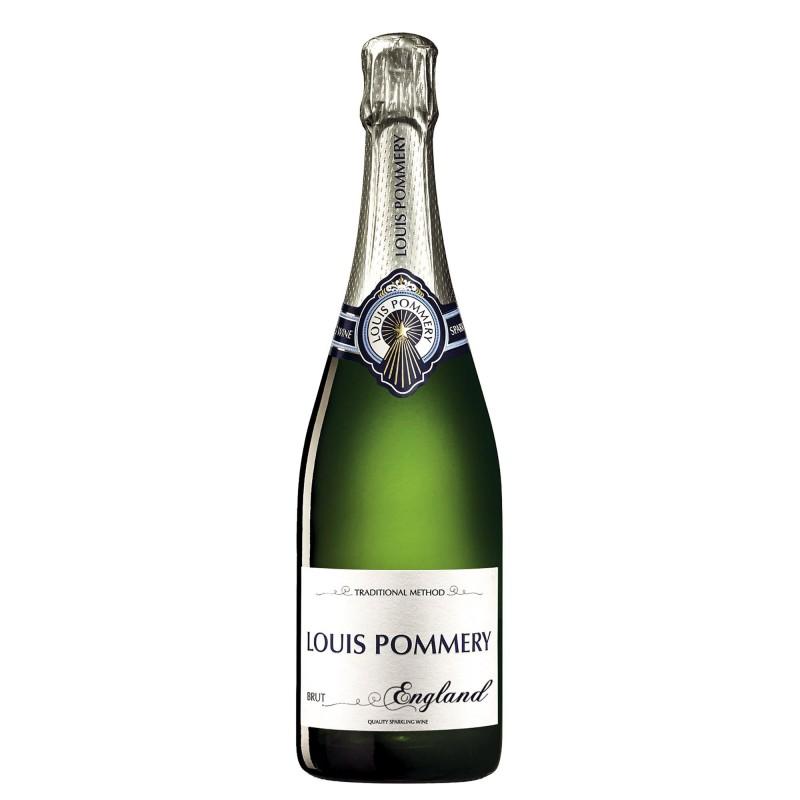 Louis Pommery England Sparkling Brut 12,0%vol 0,75L