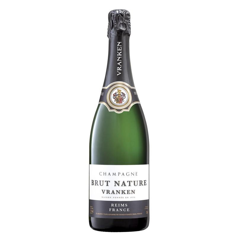 Champagne Vranken Brut Nature 12,5%vol 0,75L