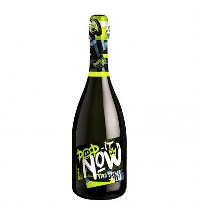 POP-IT Now Spumante Brut 11,0%vol 0,75L