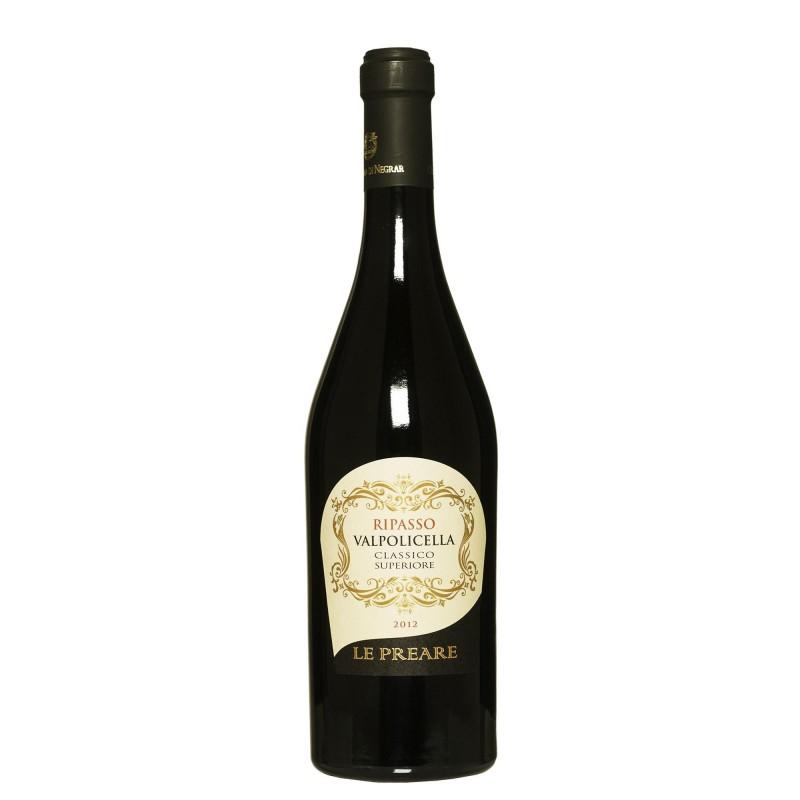 Cantina di Negrar Le Preare Valpolicella Ripasso Classico Superiore 13,5%vol 0,75L
