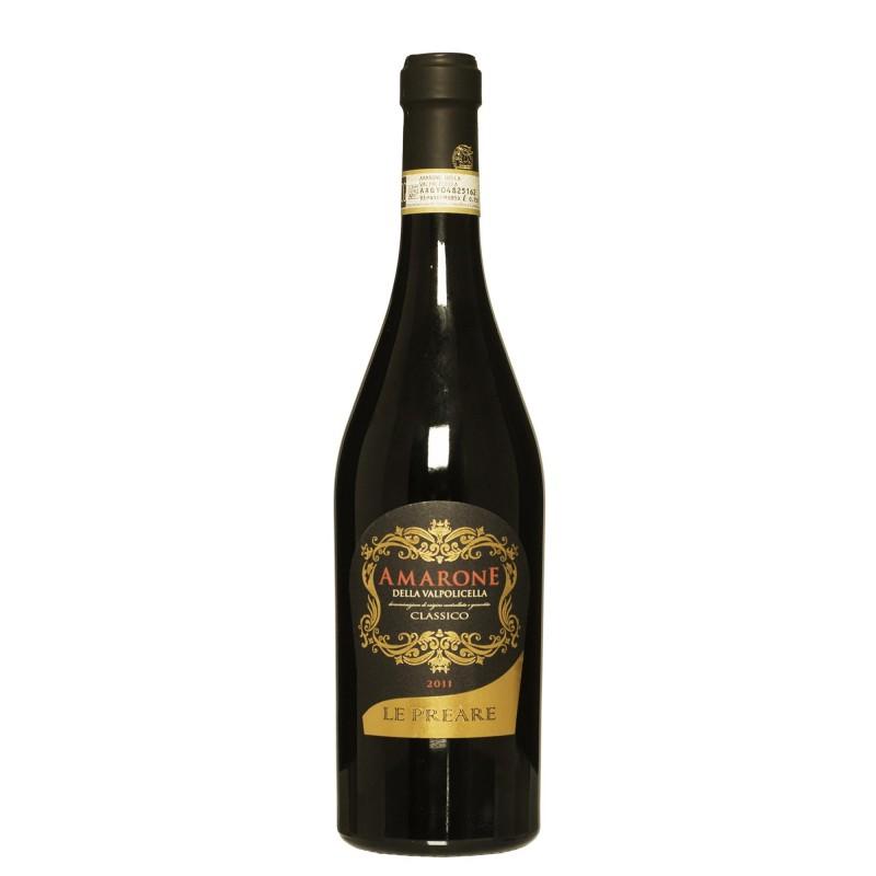! Le Preare Amarone Della Valpolicella Classico 15%vol 0,75L