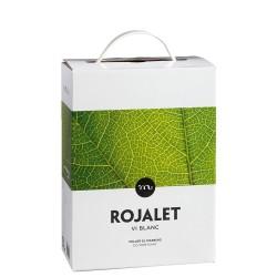 Masroig Rojalet Vi Blanc 12,5%vol 3,0L