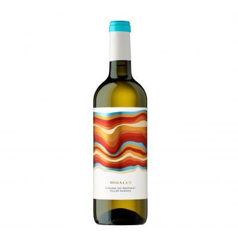 Masroig Rojalet Vi Blanc 12,5%vol 0,75L