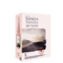 Les Fumées Blanches Gris de Sauvignon Rose 12,0%vol 3,0L