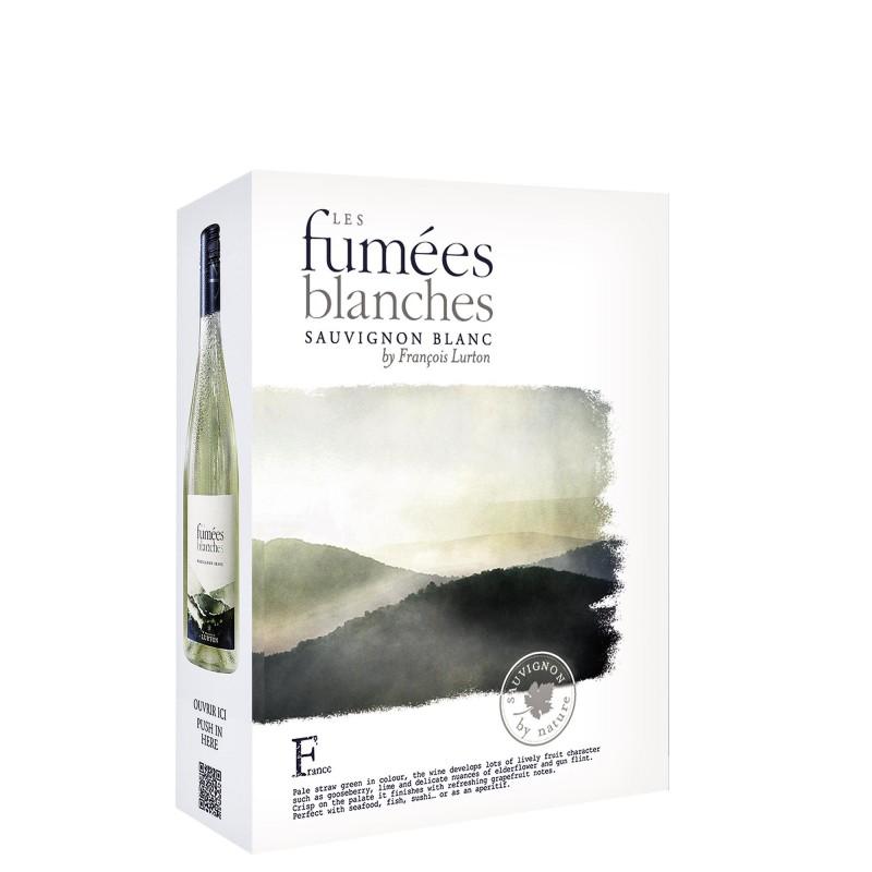 Les Fumées Blanches Sauvignon Blanc 12,0%vol 3,0L
