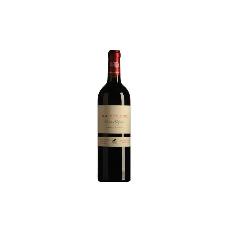 Château Turcaud Majeure Rouge 13,0%vol 0,75L