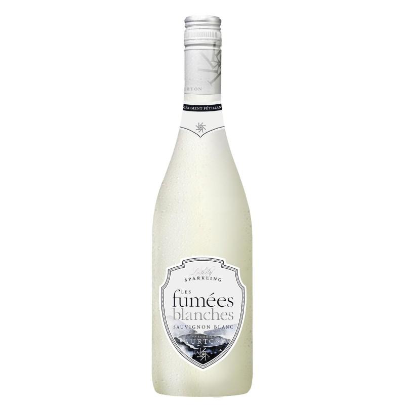 Les Fumées Blanches Sauvignon Blanc Sparkling 11,5%vol 0,75L