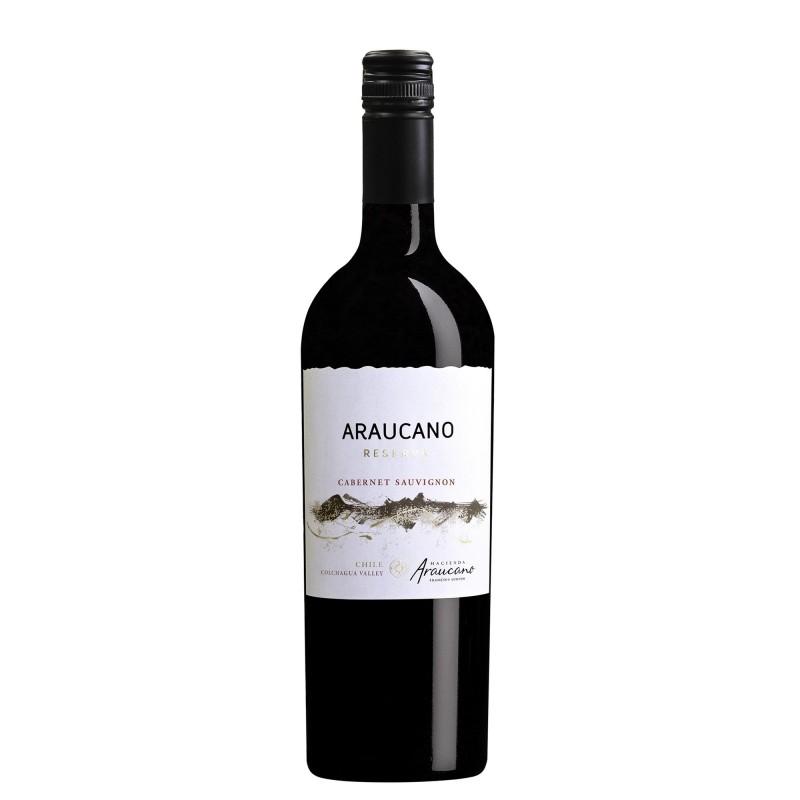 Araucano Cabernet Sauvignon Reserva 13,0%vol 0,75L