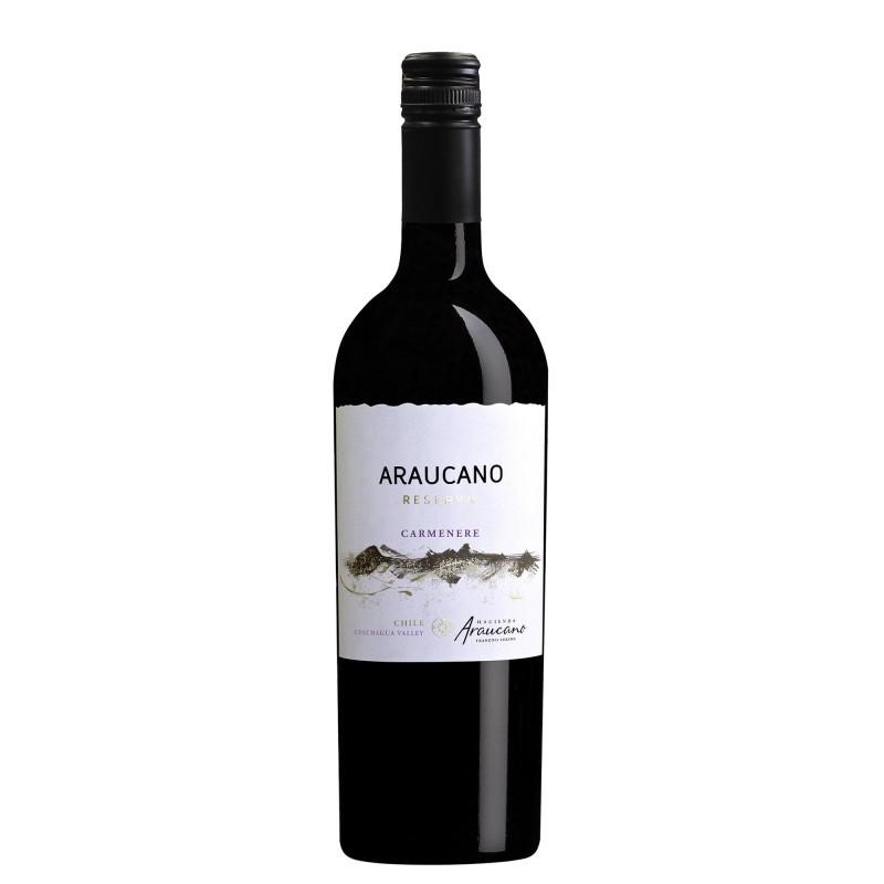 Araucano Carmenere Reserva 13,0%vol 0,75L