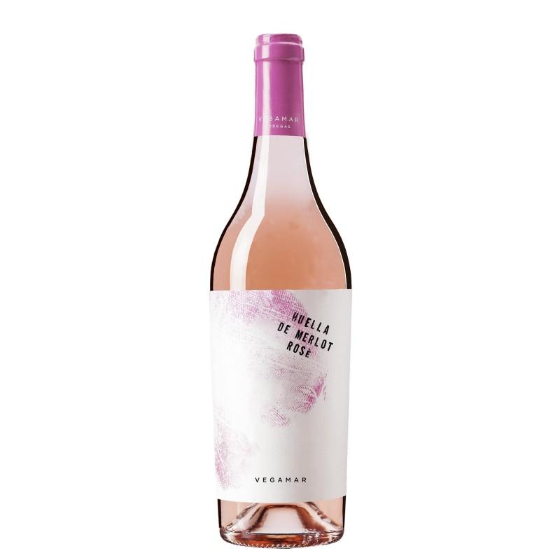 Vegamar Huella de Merlot Rosé 12,0%vol 0,75L