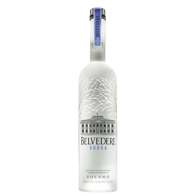 Belvedere Pure Vodka 40,0%vol 0,7L