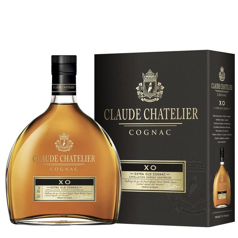 Claude Chatelier Extra Old Cognac XO 40%VOL 0,7L